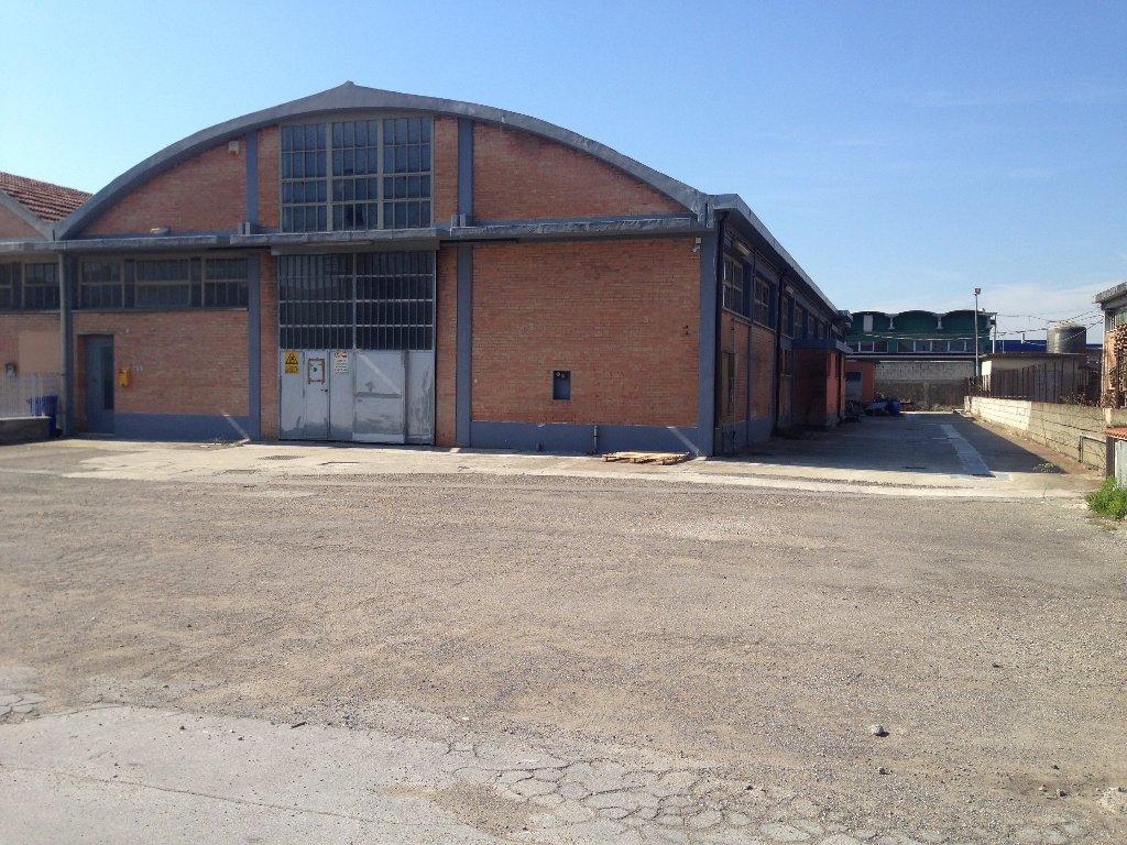 Capannone industriale in locazione a Santa Croce sull'Arno (PI)