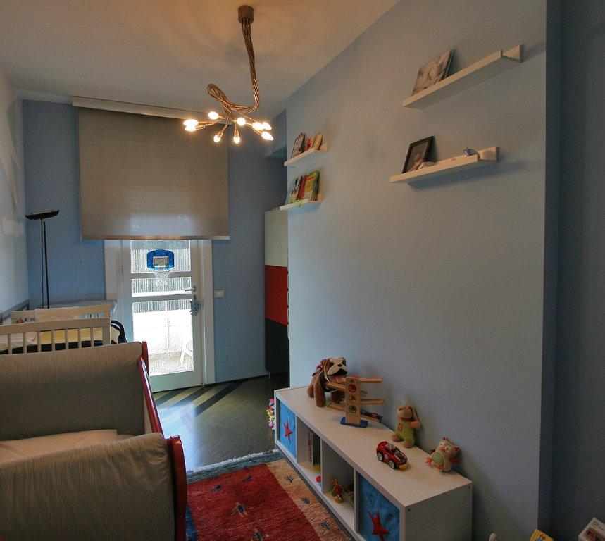 Studio immobiliare le pleiadi appartamento in vendita a for Piani di casa con garage rv in allegato
