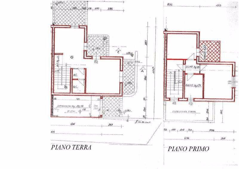 Villetta bifamiliare in vendita a Casciana Terme Lari