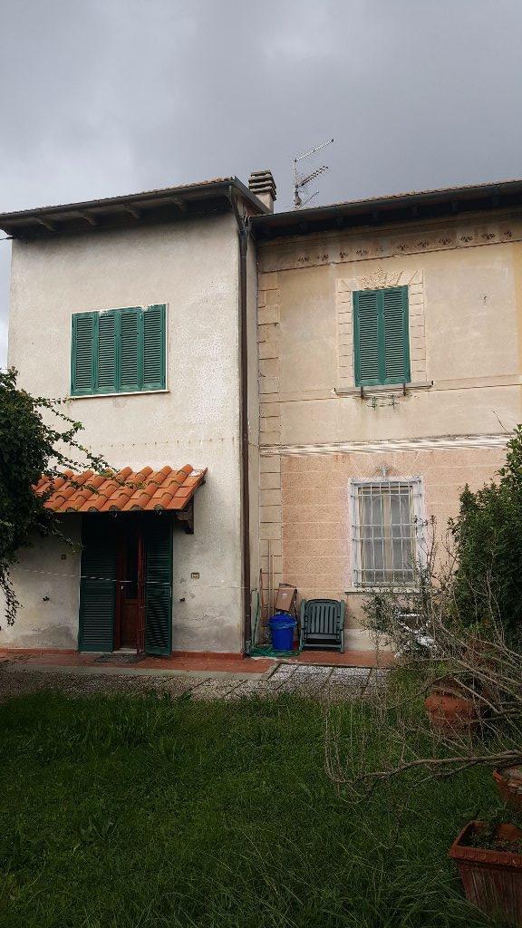Porzione di casa in vendita a Migliarino, Vecchiano (PI)