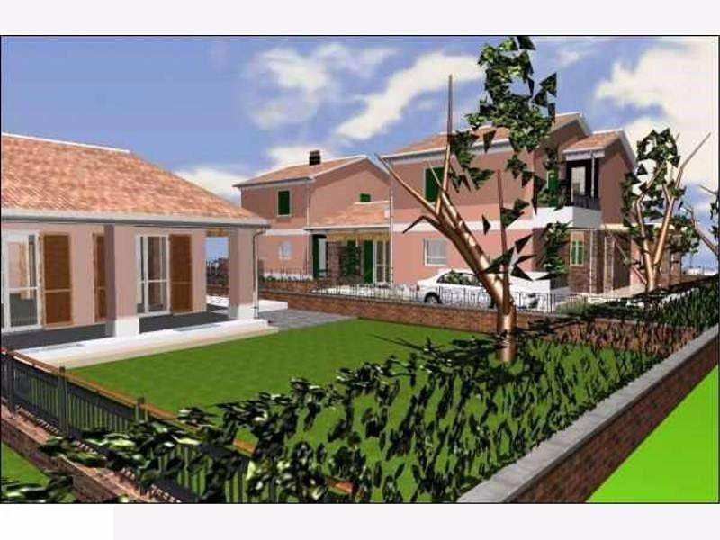 Villetta trifamiliare in vendita a Luni (SP)