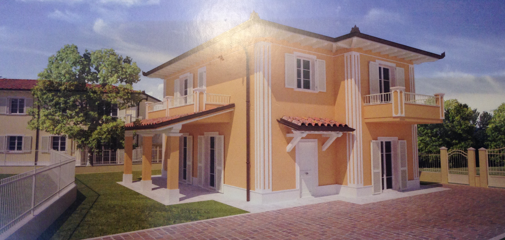 Villetta bifamiliare/Duplex in vendita, rif. LOG-80