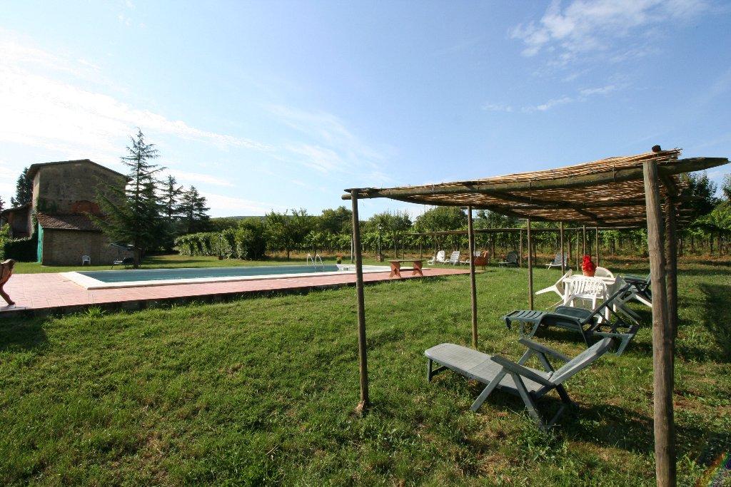 Azienda agricola in vendita a Monteriggioni (SI)