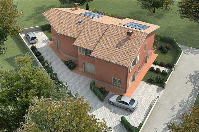 Villetta bifamiliare in vendita - Santa Maria a Monte