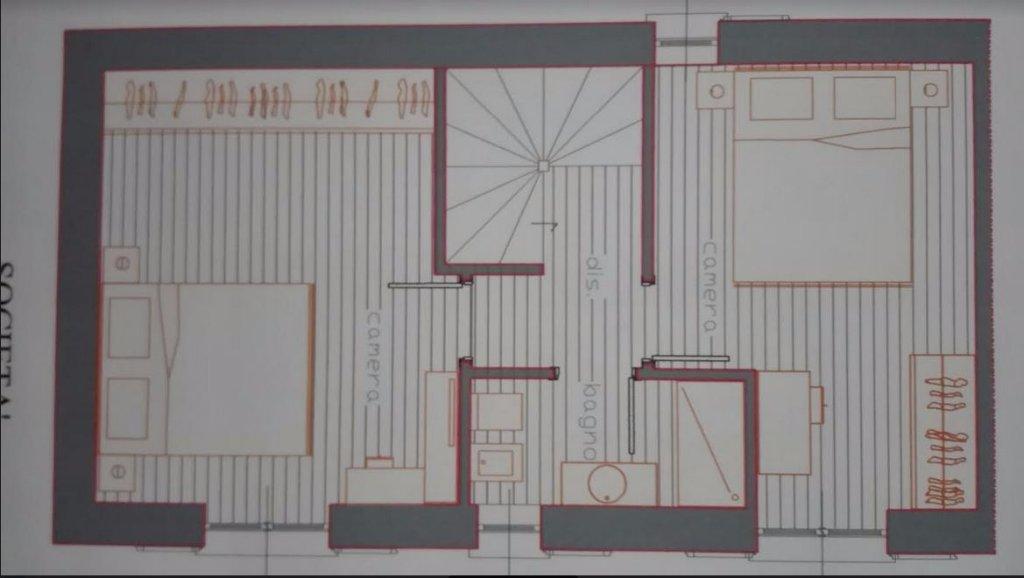 Casa semindipendente in vendita, rif. 105392