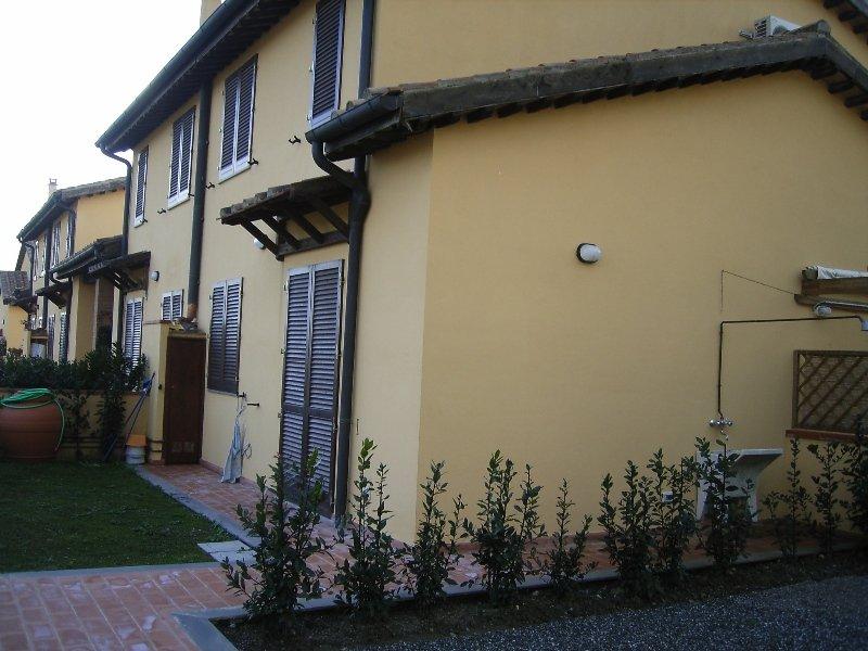 Terratetto in affitto vacanze a Riotorto, Piombino (LI)
