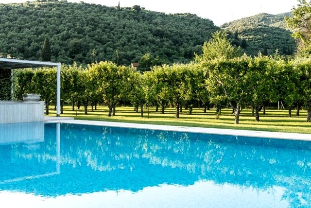 Villa for holiday rentals in Pietrasanta (LU)