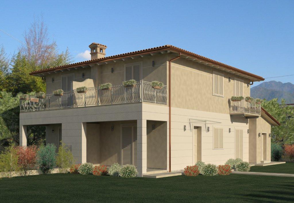 Villa Bifamiliare in vendita a Seravezza, 5 locali, prezzo € 400.000 | CambioCasa.it