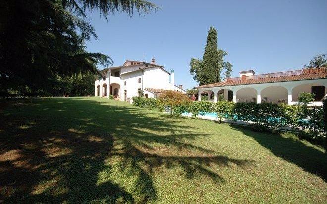 Villa singola in affitto vacanze a Santa Maria a Monte (PI)