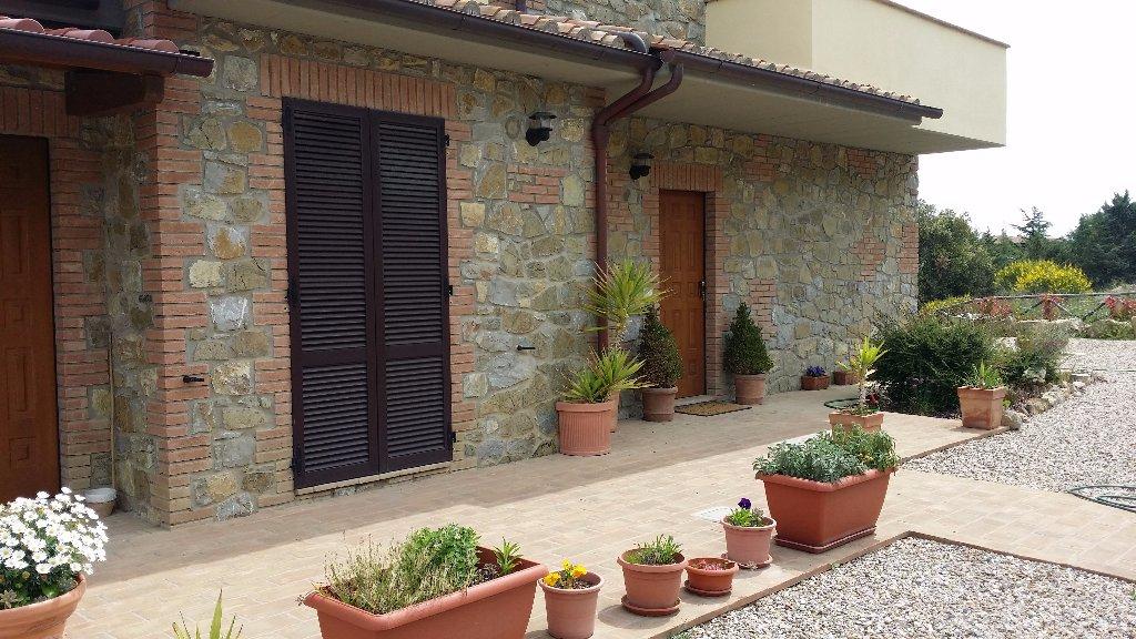 Villa Bifamiliare in Vendita a Murlo