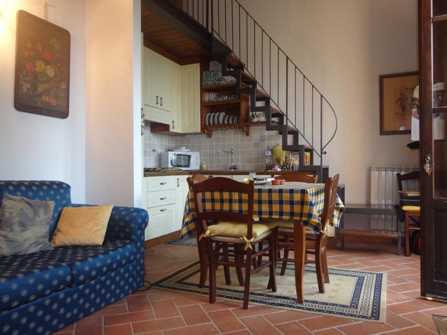 Appartamento in Vendita a Rapolano Terme