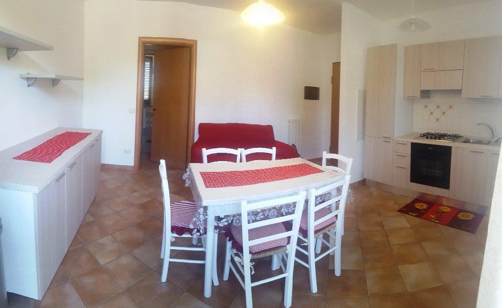 Appartamento in affitto a Orciano Pisano, 4 locali, prezzo € 500 | Cambio Casa.it