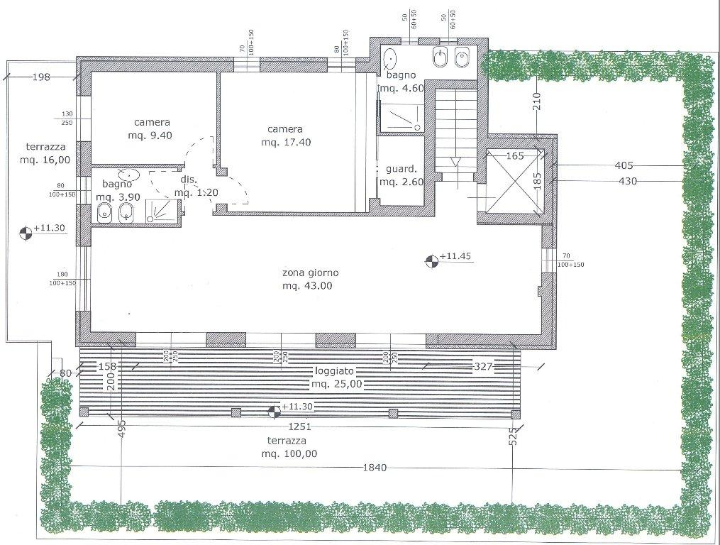 Attico / Mansarda in vendita a Empoli, 5 locali, prezzo € 450.000   Cambio Casa.it