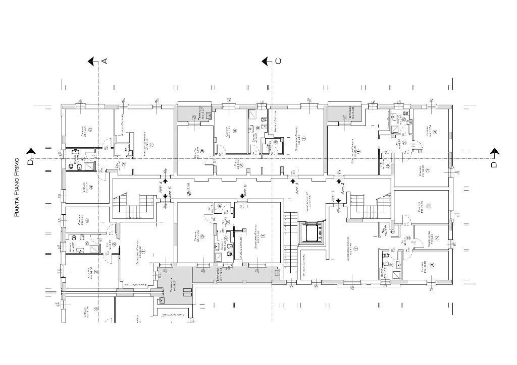 Appartamento in affitto a Vinci, 3 locali, prezzo € 400 | Cambio Casa.it