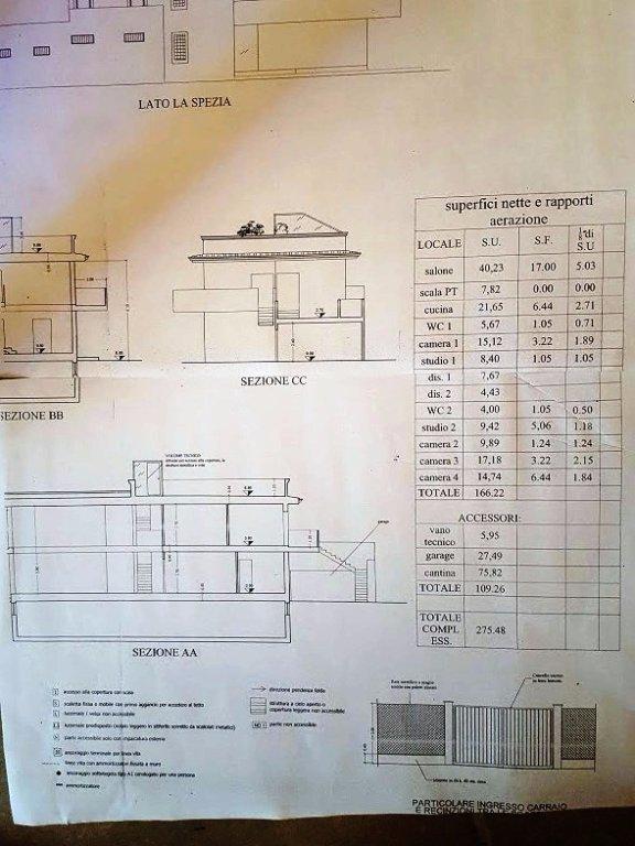 Terreno Edificabile Residenziale in vendita a Carrara, 5 locali, prezzo € 240.000 | Cambio Casa.it
