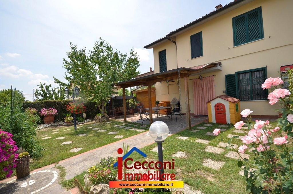 Villa a Schiera in Vendita a Cerreto Guidi