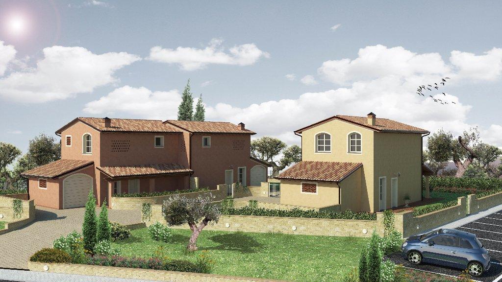 Villa in vendita a Santa Maria a Monte, 4 locali, prezzo € 268.000   Cambio Casa.it