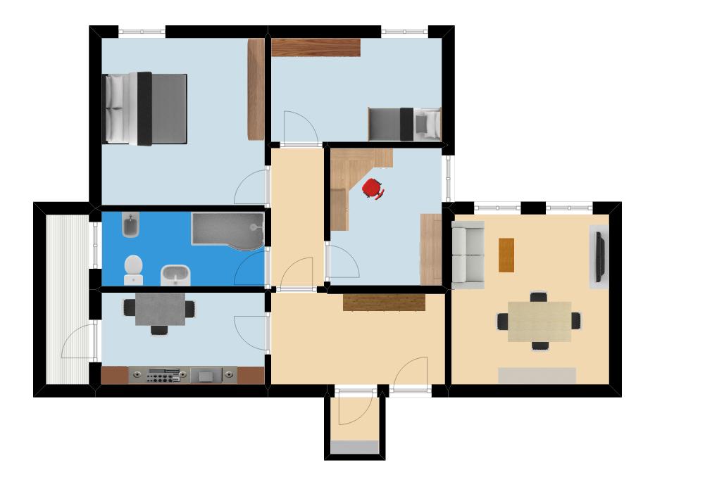 Appartamento in vendita, rif. S521