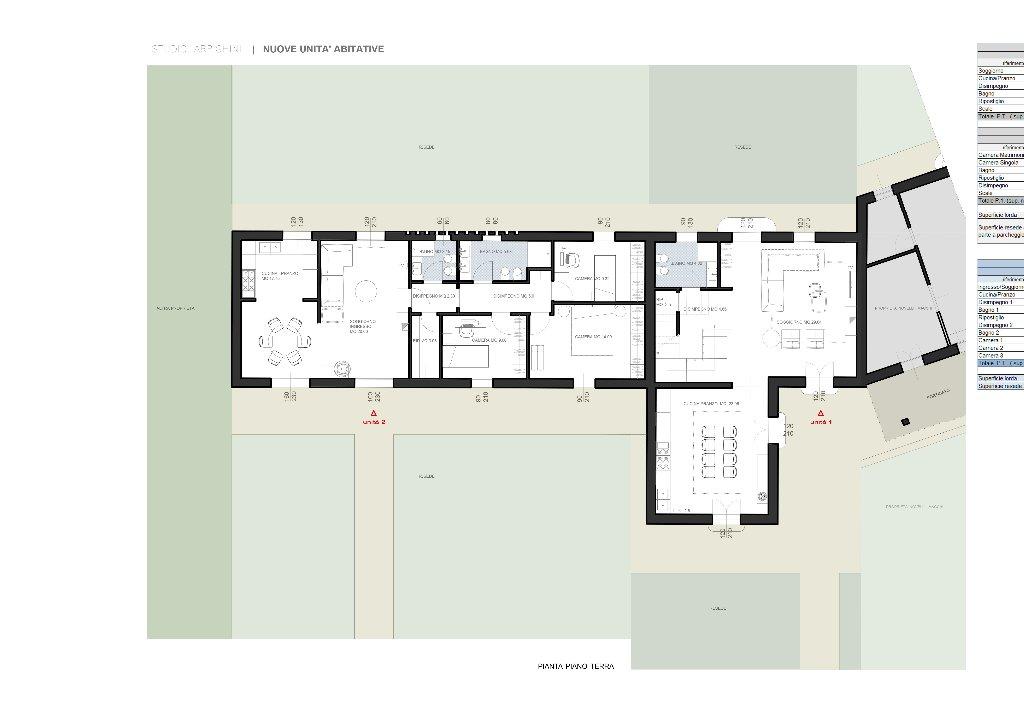 Villa a Schiera in vendita a Ponsacco, 6 locali, prezzo € 280.000 | CambioCasa.it