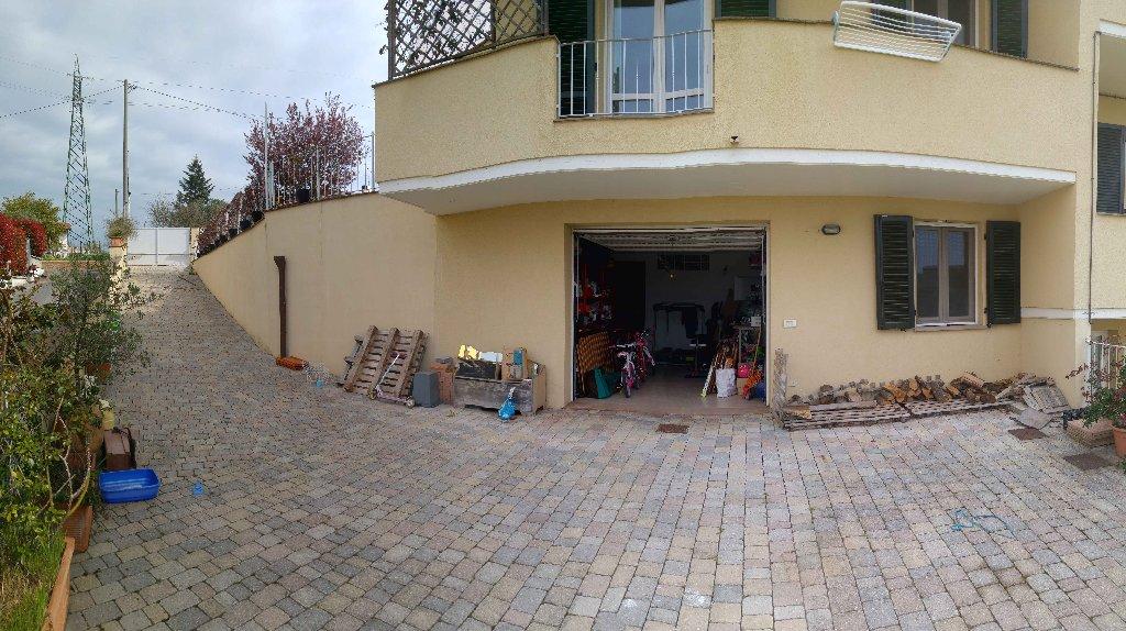 Villetta a schiera in vendita - Santa Maria a Monte