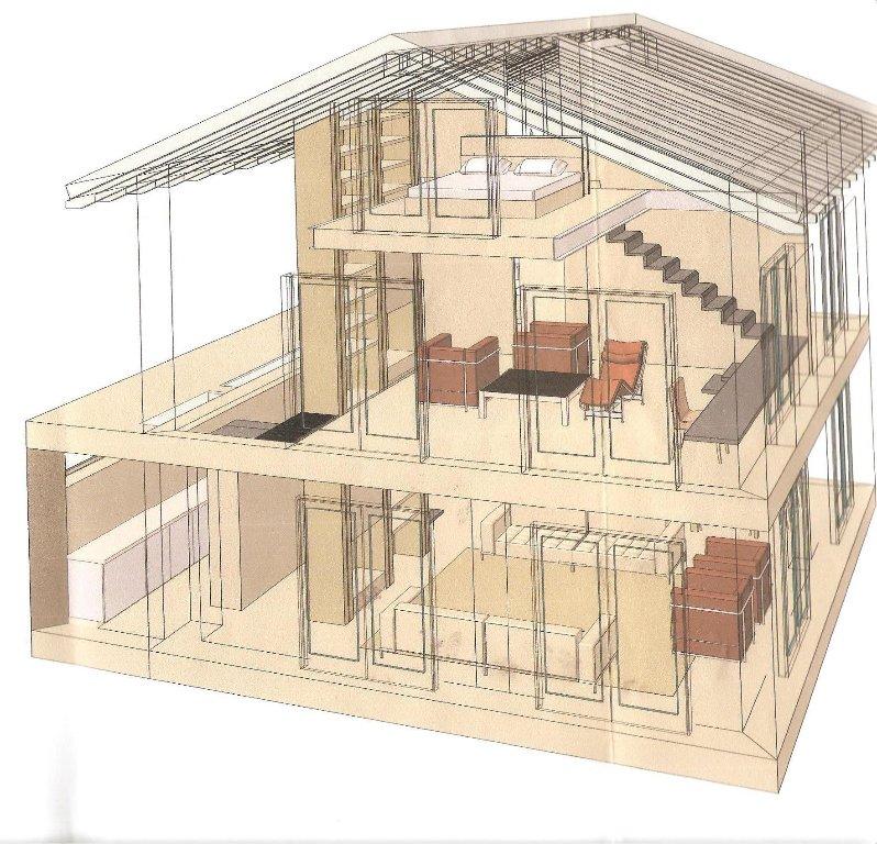 Casa singola in vendita a Fosdinovo (MS)
