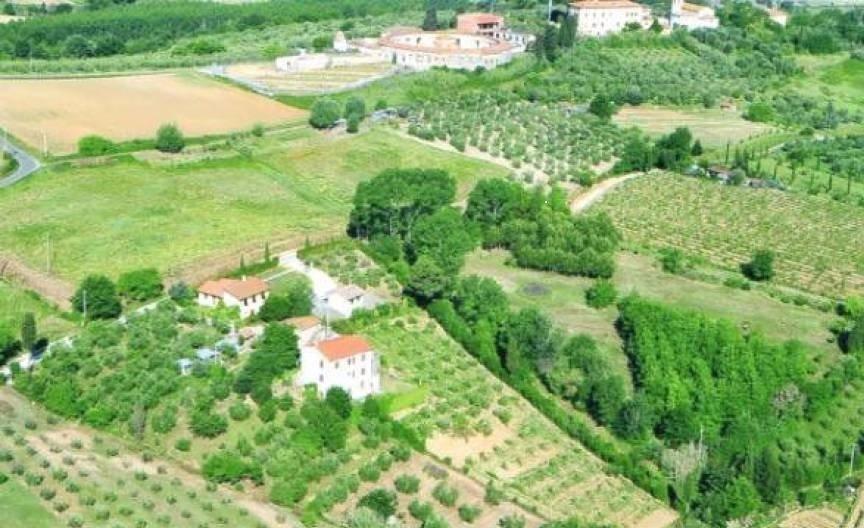 Villa in Vendita a Capannoli