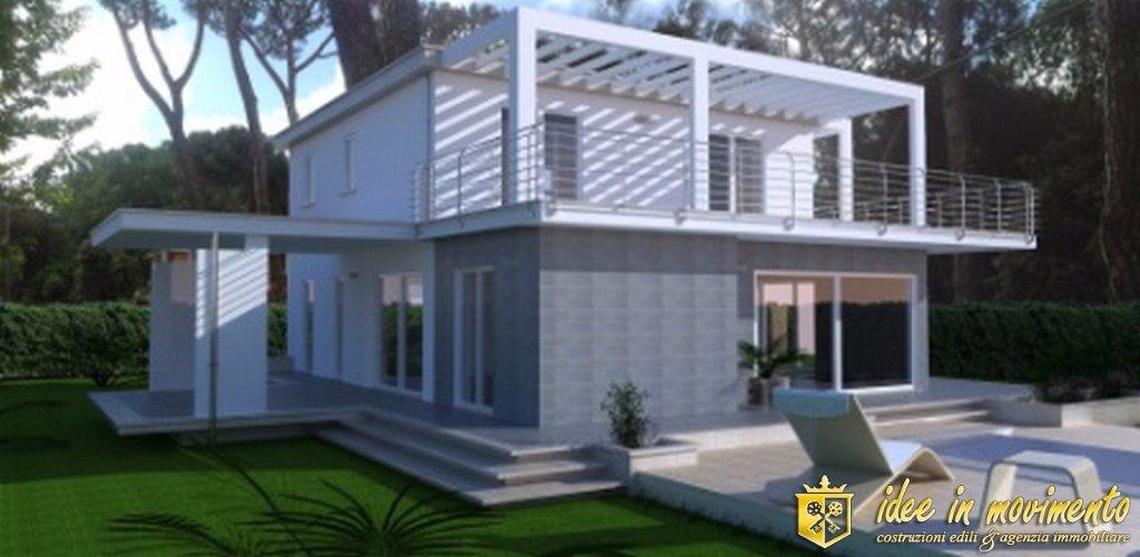 Villa singola in vendita a Poveromo Macchie, Massa
