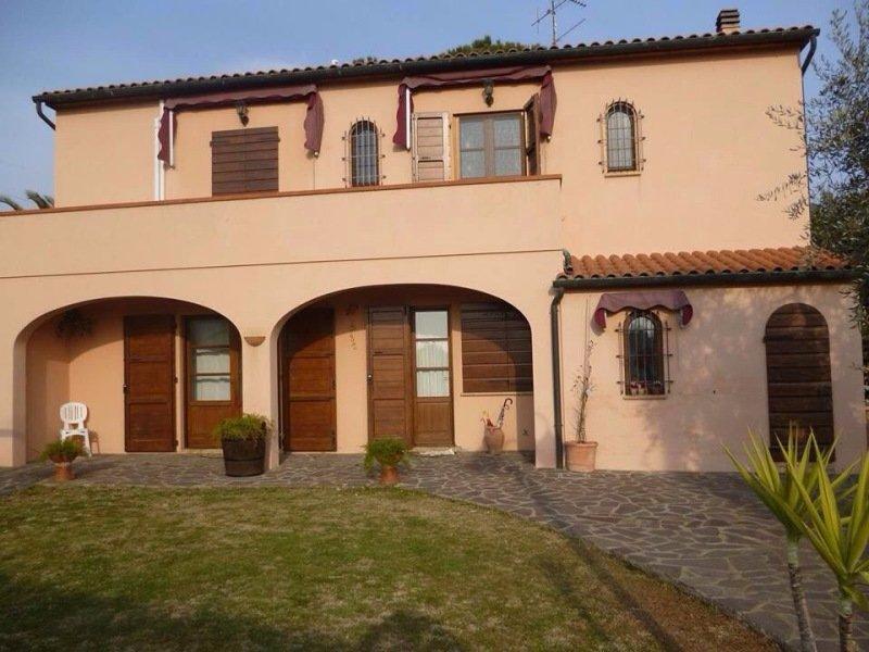 Villa singola in vendita a Cafaggio, Campiglia Marittima (LI)