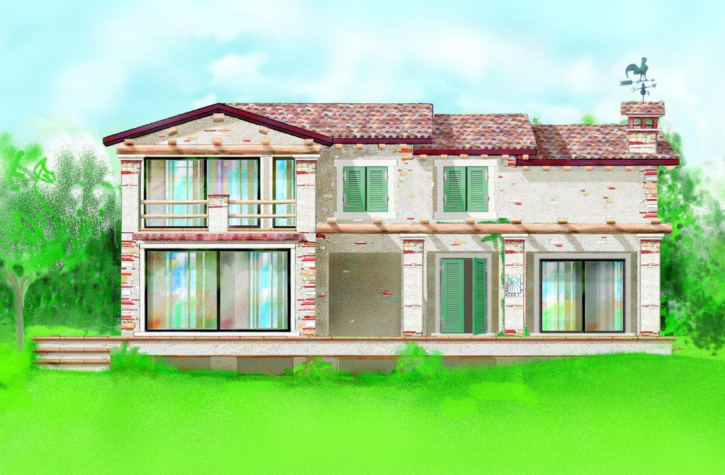 Villa in vendita a Pietrasanta, 5 locali, prezzo € 1.100.000   CambioCasa.it