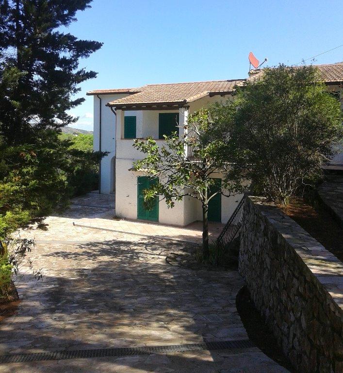 Villa in Vendita a Capoliveri