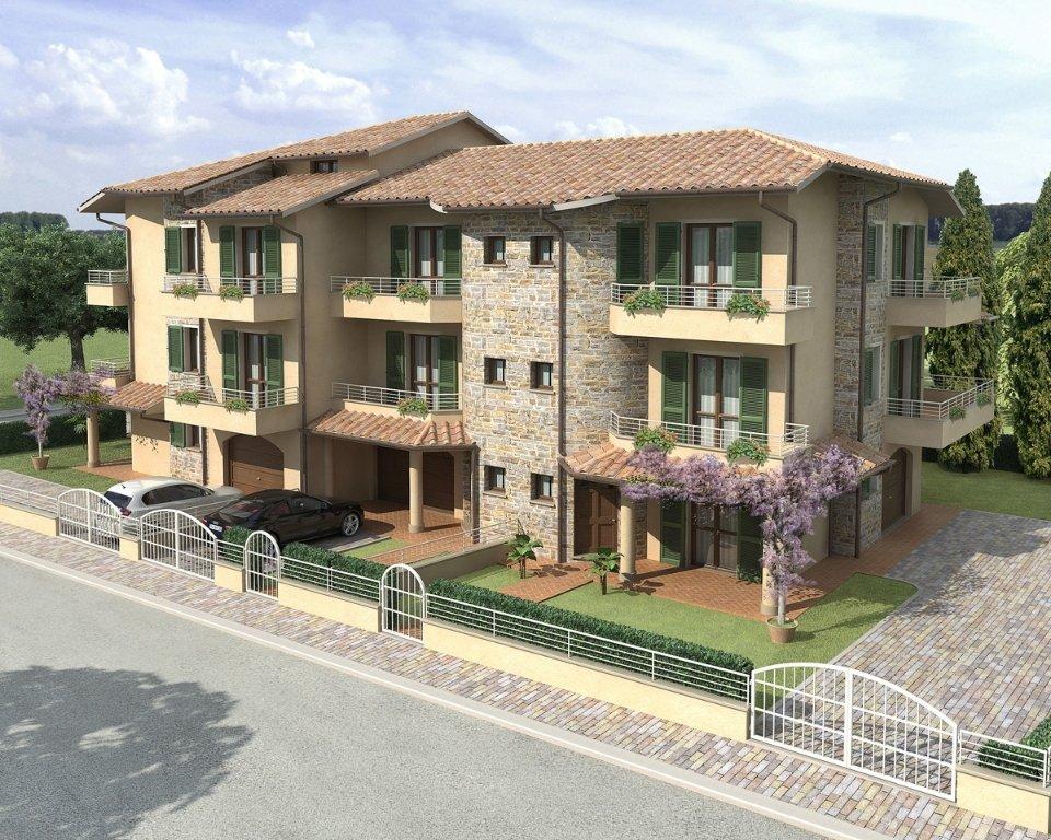 Villetta quadrifamiliare in vendita a San Miniato (PI)