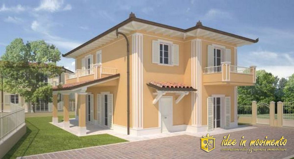 Villetta bifamiliare in vendita a Renella, Montignoso (MS)