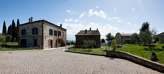 Appartamento in affitto a Asciano, 4 locali, prezzo € 600 | CambioCasa.it