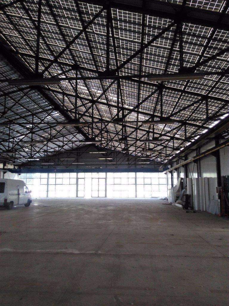 Capannone industriale in vendita a Massa