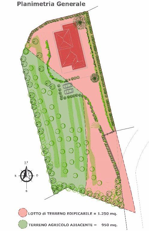 Terreno Edificabile Residenziale in vendita a Palaia, 9999 locali, prezzo € 70.000 | CambioCasa.it