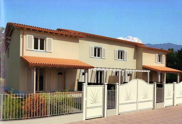 Villa a Schiera in Vendita a Massarosa