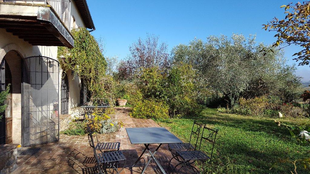 Colonica in vendita a Monteriggioni (SI)
