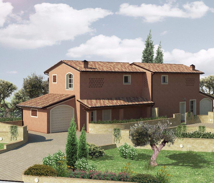 Villa in vendita a Palaia, 6 locali, prezzo € 400.000 | CambioCasa.it