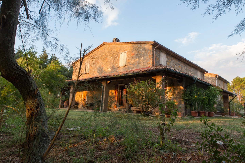 Colonica in vendita a Castelnuovo di Val di Cecina (PI)