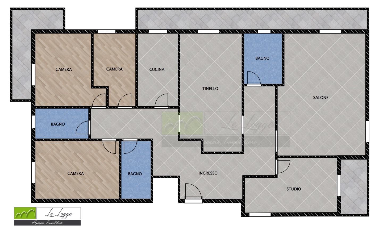 Appartamento in vendita, rif. LOG-181