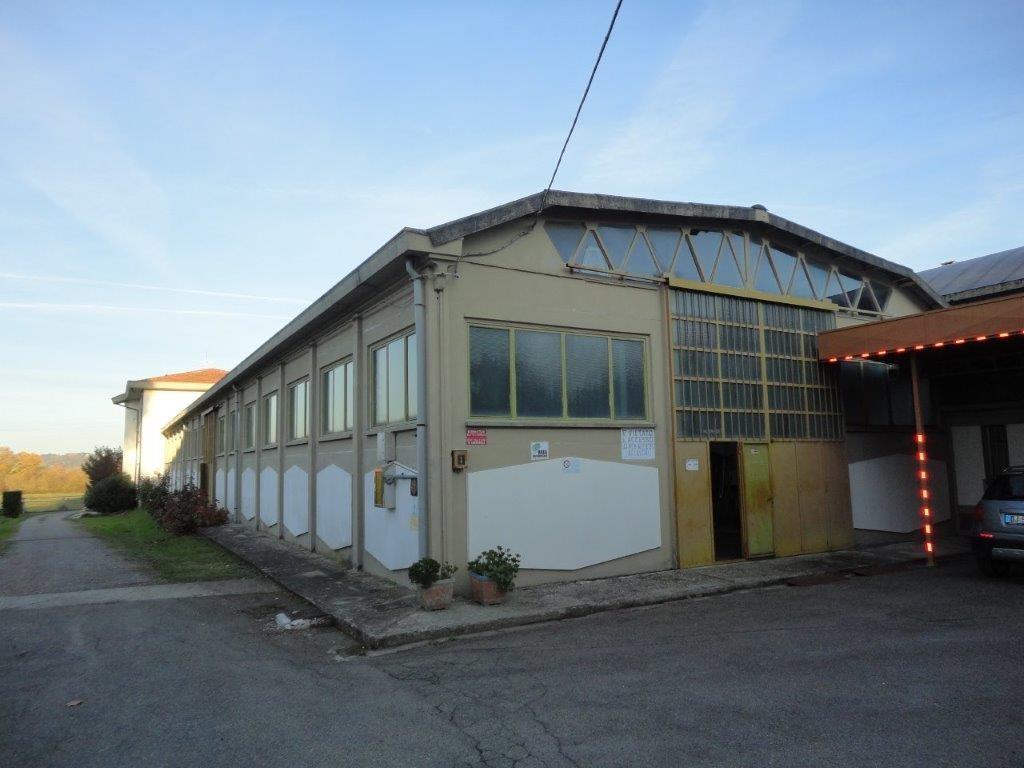 Capannone industriale in vendita a Terricciola (PI)