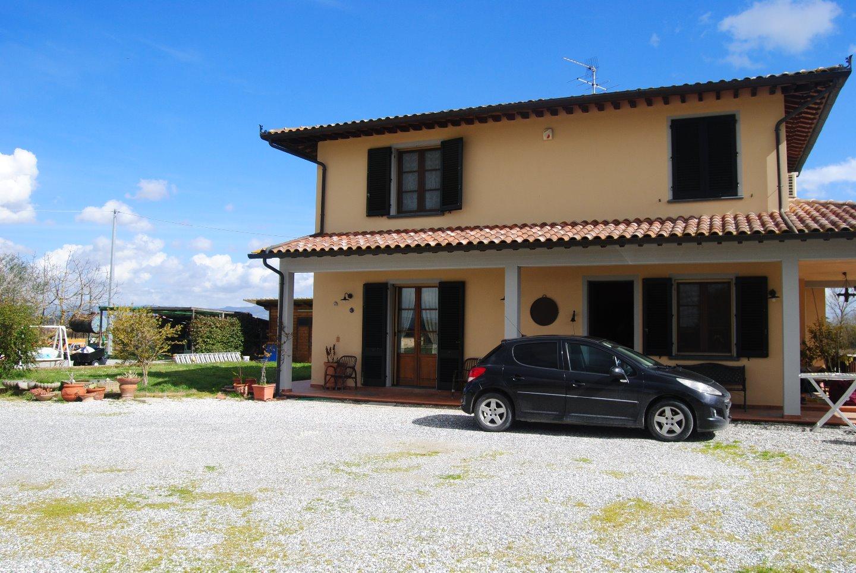 Villa singola a San Miniato