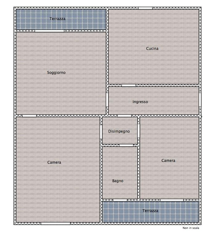 Appartamento in vendita, rif. DNA-061