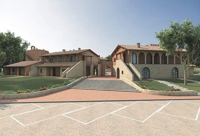 Terreno edif. residenziale in vendita a Orciano Pisano (PI)