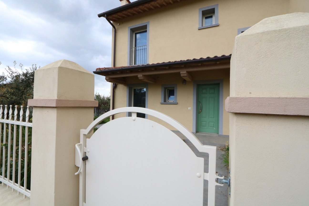 Villetta quadrifamiliare in vendita a Bientina (PI)