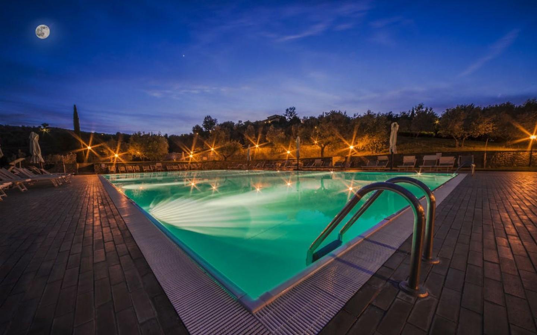 Hotel for sale in Gaiole in Chianti (SI)