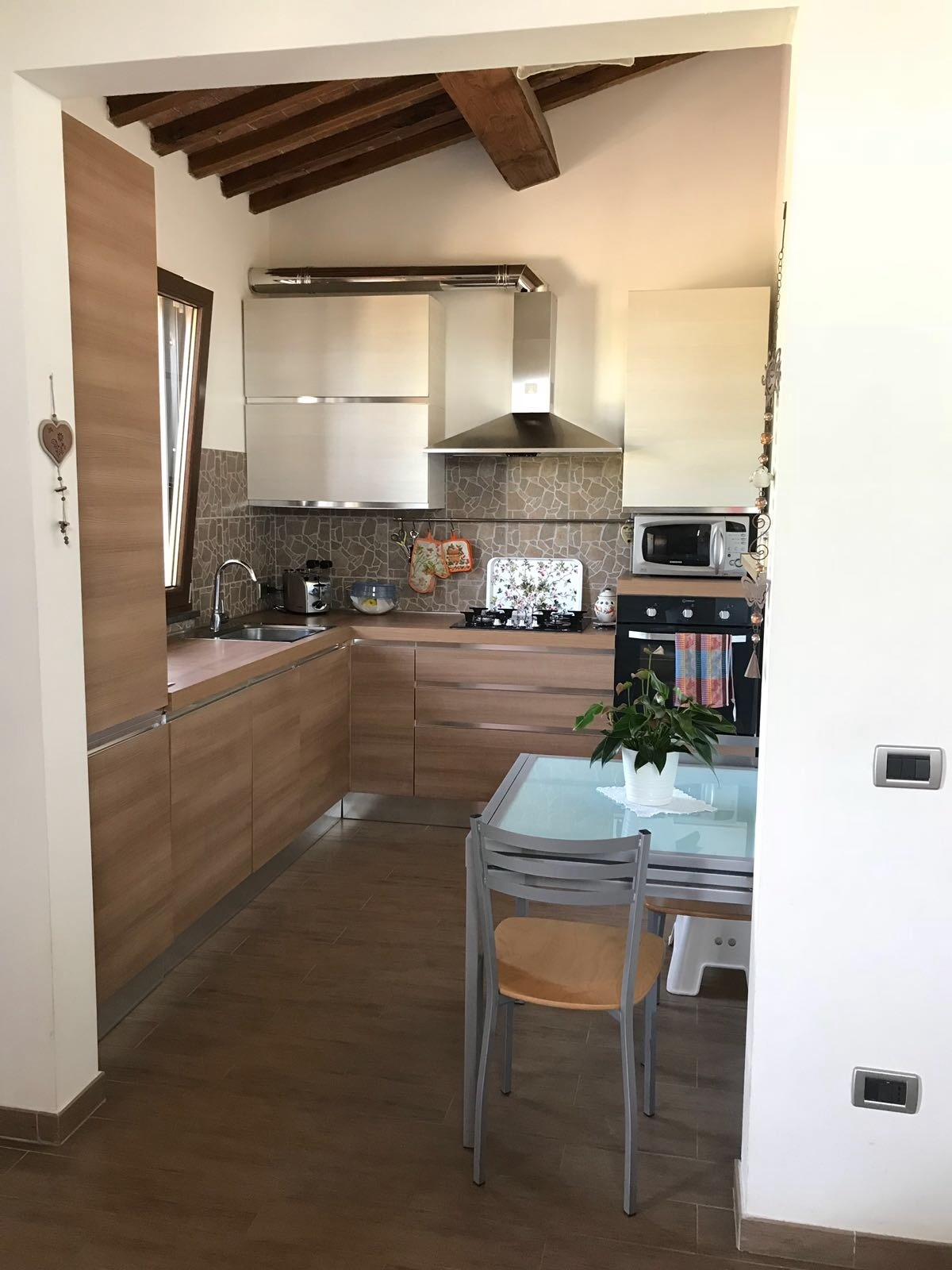 Porzione di casa in vendita a Cascina