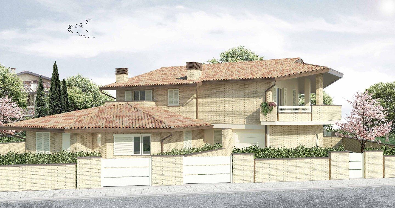 Villetta trifamiliare in vendita a Pontedera (PI)