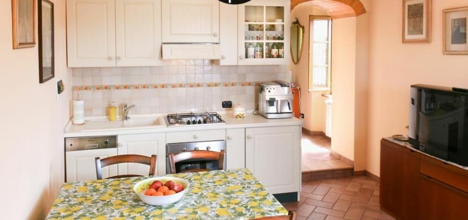 Appartamento in affitto a Monticiano (SI)