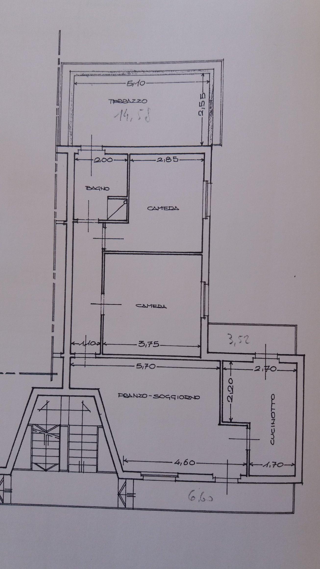 Foto 12/12 per rif. 1852